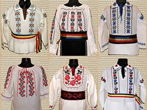 Bumbac costume populare